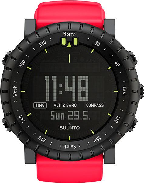 Мужские наручные часы в коллекции Tourist Suunto AllTime.RU 11990.000