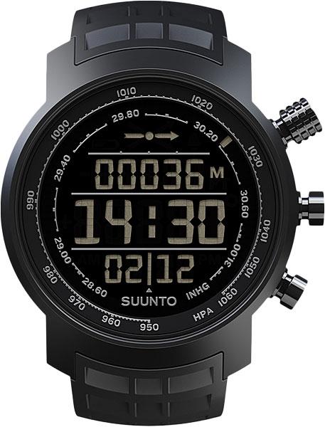 Мужские часы Suunto SS016979000 спортивные часы suunto essential ceramic all black tx