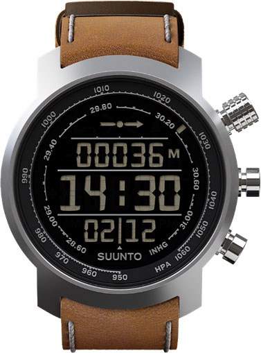 Мужские часы Suunto SS018733000 мужские часы suunto elementum terra n black yellow leather ucenka