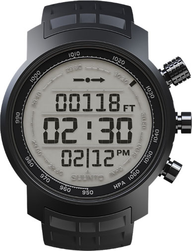 Мужские часы Suunto SS018732000 suunto умные часы suunto elementum terra n black yellow leather
