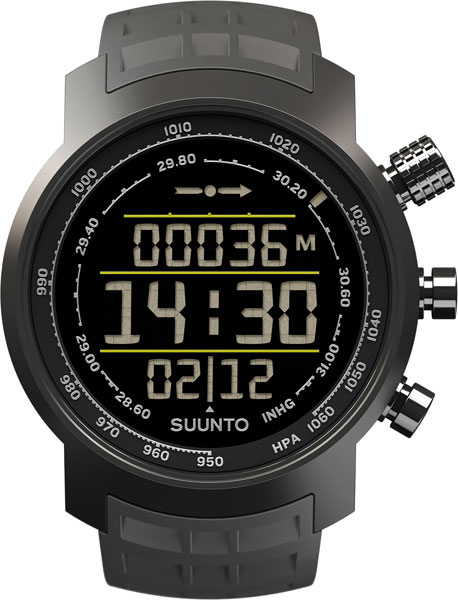 Мужские часы Suunto SS020336000 suunto умные часы suunto elementum terra n black yellow leather