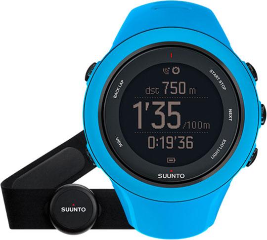 Мужские часы Suunto SS020679000 умные часы suunto ambit3 sport black ss020681000