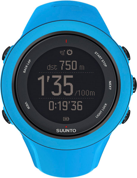 Мужские часы Suunto SS020682000 умные часы suunto ambit3 sport black ss020681000