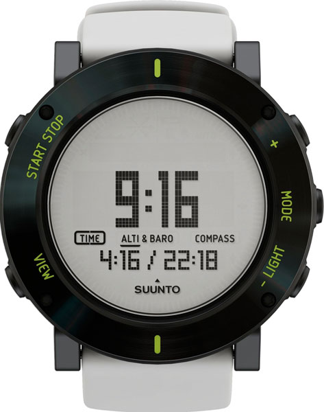 Мужские часы Suunto SS020690000 ремешок для suunto core leather коричневый