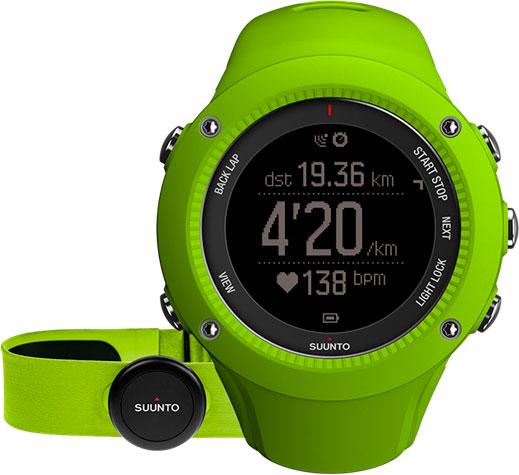 Мужские часы Suunto SS021261000 suunto умные часы suunto ss021261000 коллекция ambit3