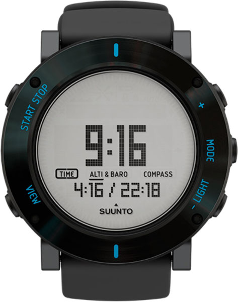 Мужские часы Suunto SS021372000 suunto core graphite crush