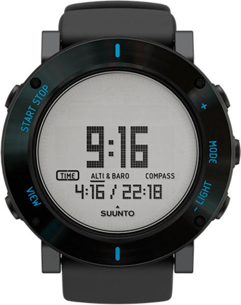Мужские часы Suunto SS021372000 спортивные часы suunto traverse graphite ss022226000