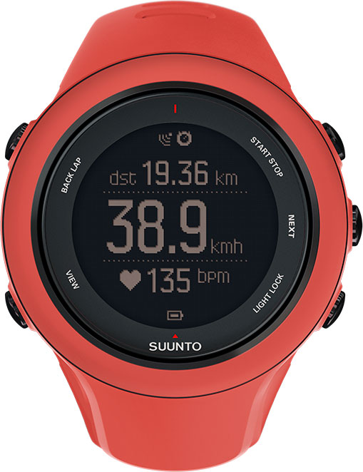 Женские часы Suunto SS021468000 смарт часы suunto ambit3 vertical hr синий ss021968000