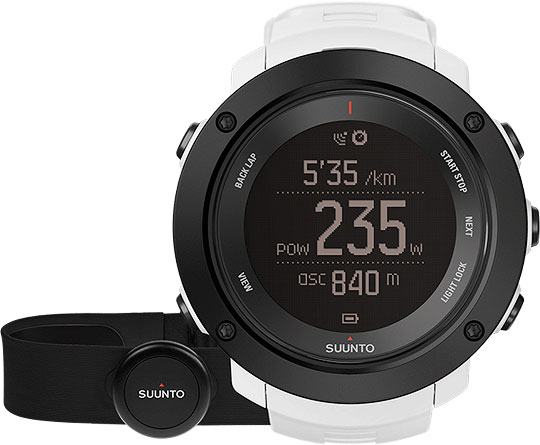 Мужские часы Suunto SS021966000 спортивные часы suunto ambit3 vertical lime hr ss021970000
