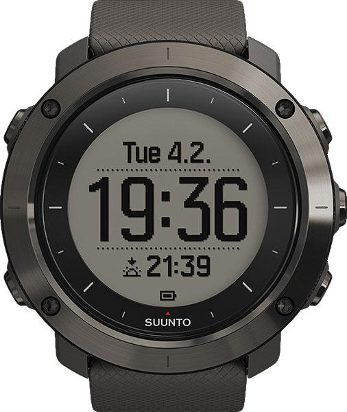 Мужские часы Suunto SS022226000 спортивные часы suunto traverse graphite ss022226000