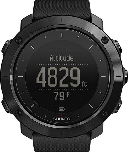 Мужские часы Suunto SS022291000 спортивные часы suunto traverse graphite ss022226000