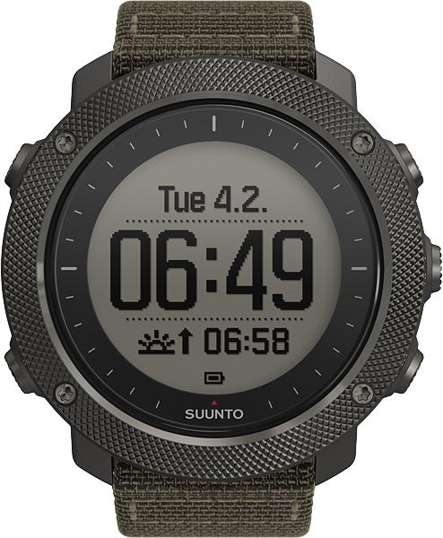 Мужские часы Suunto SS022292000 suunto умные часы suunto traverse alpha foliage