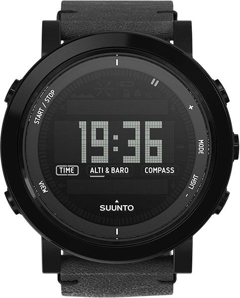 Мужские часы Suunto SS022437000 спортивные часы suunto essential ceramic all black tx