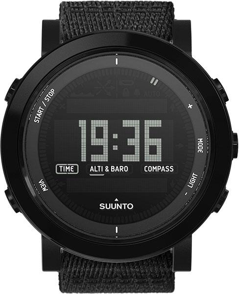 Мужские часы Suunto SS022438000 спортивные часы suunto essential ceramic all black tx