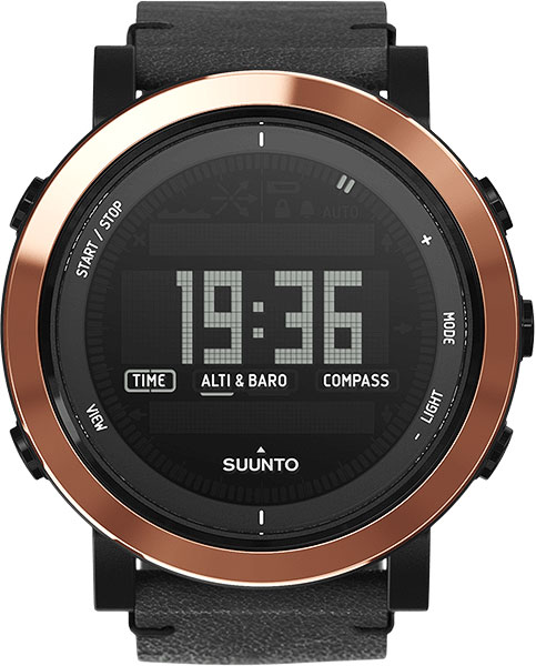 Мужские часы Suunto SS022439000 suunto essential ceramic copper black tx
