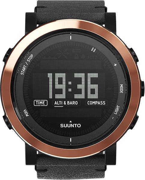 Мужские часы Suunto SS022439000 спортивные часы suunto essential ceramic all black tx