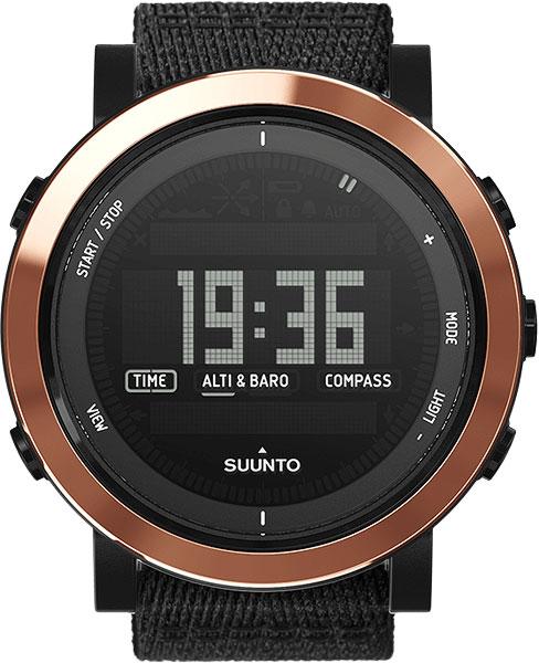 Мужские часы Suunto SS022440000 спортивные часы suunto essential ceramic all black tx