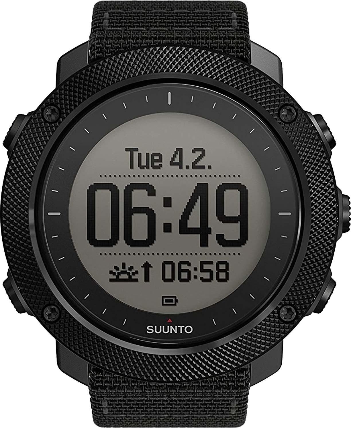 Мужские часы Suunto SS022469000 suunto traverse alpha stealth