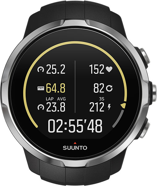 Мужские часы Suunto SS022649000 suunto spartan sport