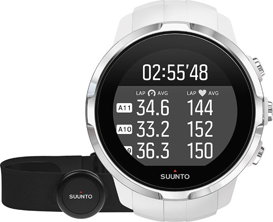 Мужские часы Suunto SS022650000 suunto spartan sport