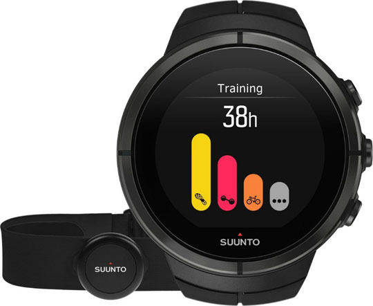 Мужские часы Suunto SS022654000 часы nixon corporal ss all black