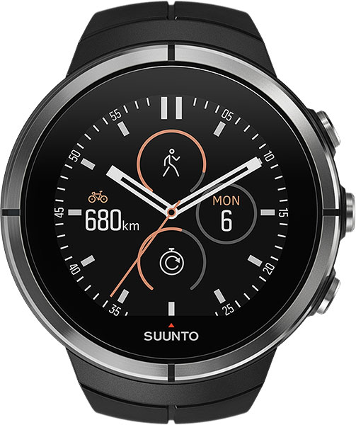 Мужские часы Suunto SS022659000 philips hr 1608 00 daily collection