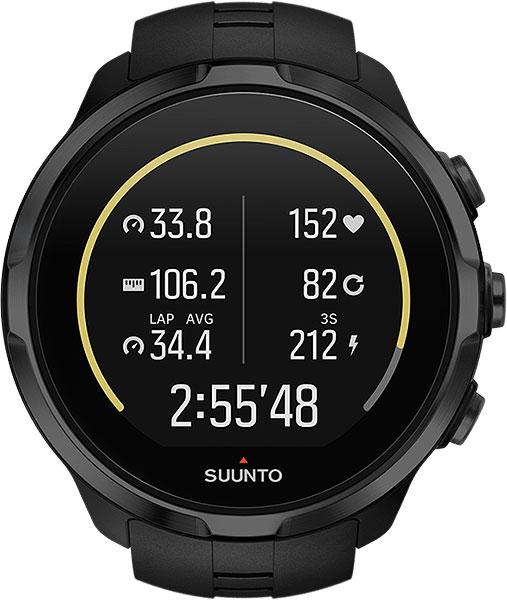 Мужские часы Suunto SS022662000 умные часы suunto spartan sport wrist hr copper