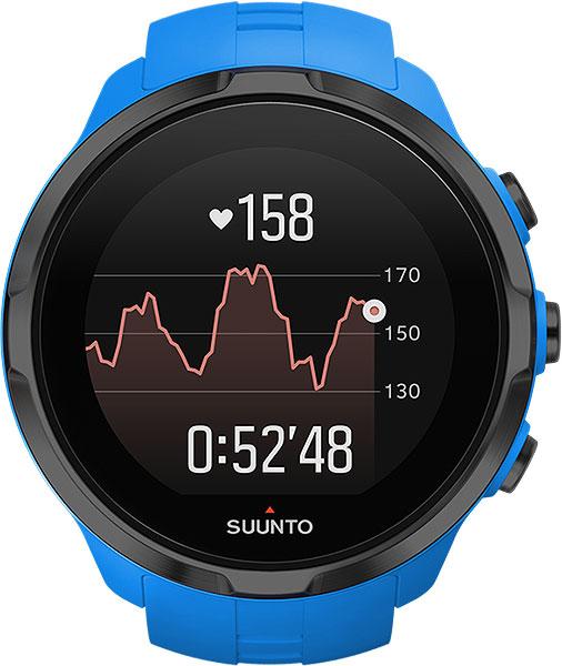 Фото - Мужские часы Suunto SS022663000 ремешок для спортивных часов suunto spartan sport wrist hr all black