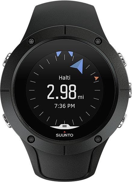 Мужские часы Suunto SS022668000 ремешок для спортивных часов suunto spartan trainer wrist hr blue strap