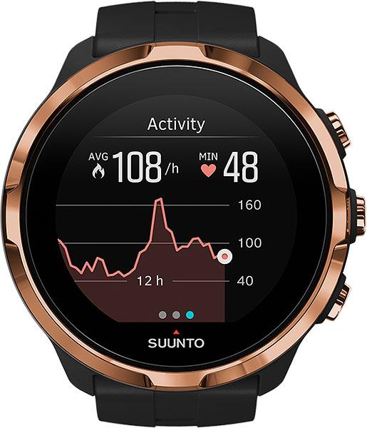 Мужские часы Suunto SS023310000 цена