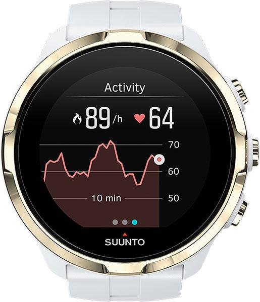 Мужские часы Suunto SS023405000 умные часы suunto spartan sport wrist hr copper
