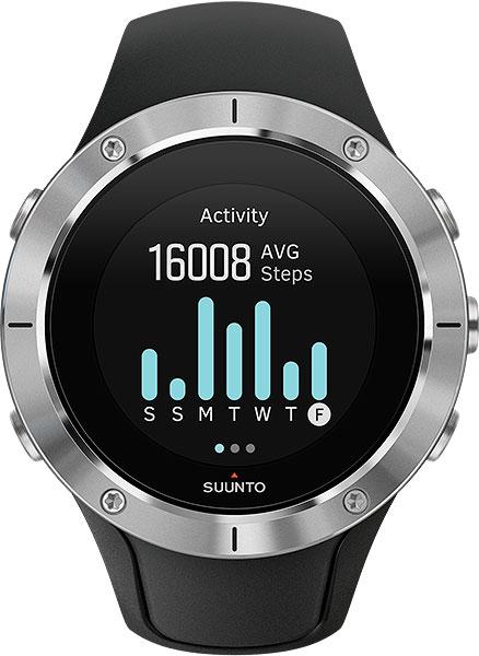Мужские часы Suunto SS023425000 умные часы suunto spartan sport wrist hr copper