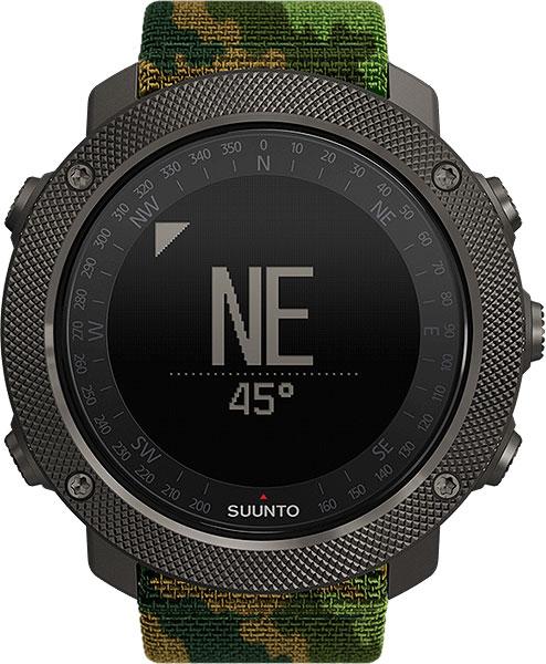 Мужские часы Suunto SS023445000 suunto traverse alpha stealth