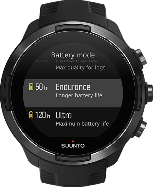 Фото «Умные наручные часы Suunto SS050019000 с хронографом»