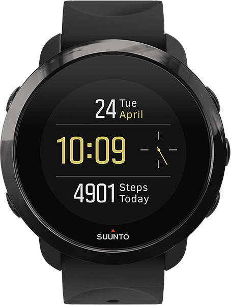 Мужские часы Suunto SS050020000 suunto d6i all black steel с трансмиттером