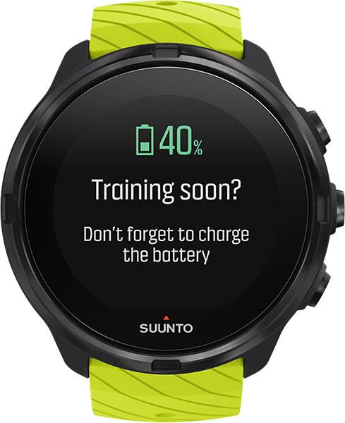 Мужские часы Suunto SS050144000 спортивные часы suunto 9 white