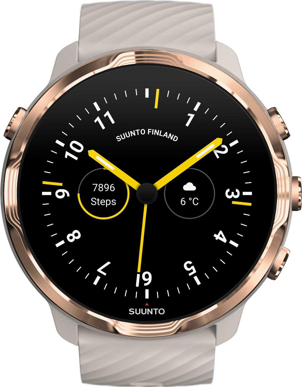 Мужские часы Suunto SS050381000