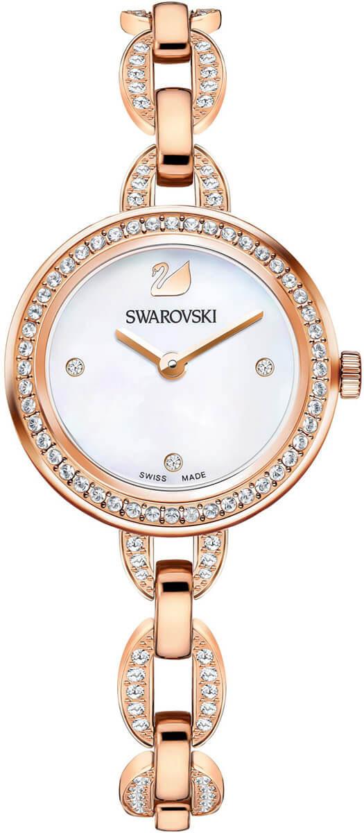 Женские часы Swarovski 5253329 женские колье и кулоны brosway стальной кулон с цепочкой и кристаллами swarovski bni04