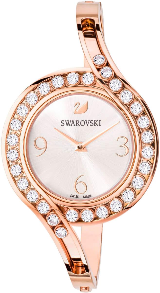 Женские часы Swarovski 5453648 подвесная люстра arte lamp romana snow a1743lm 5wh