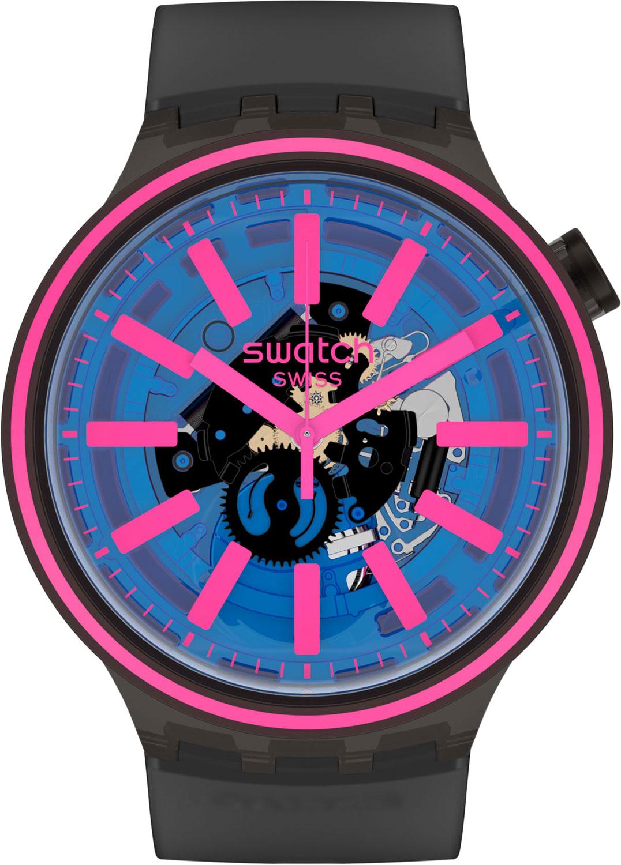 Мужские часы Swatch SO27B111