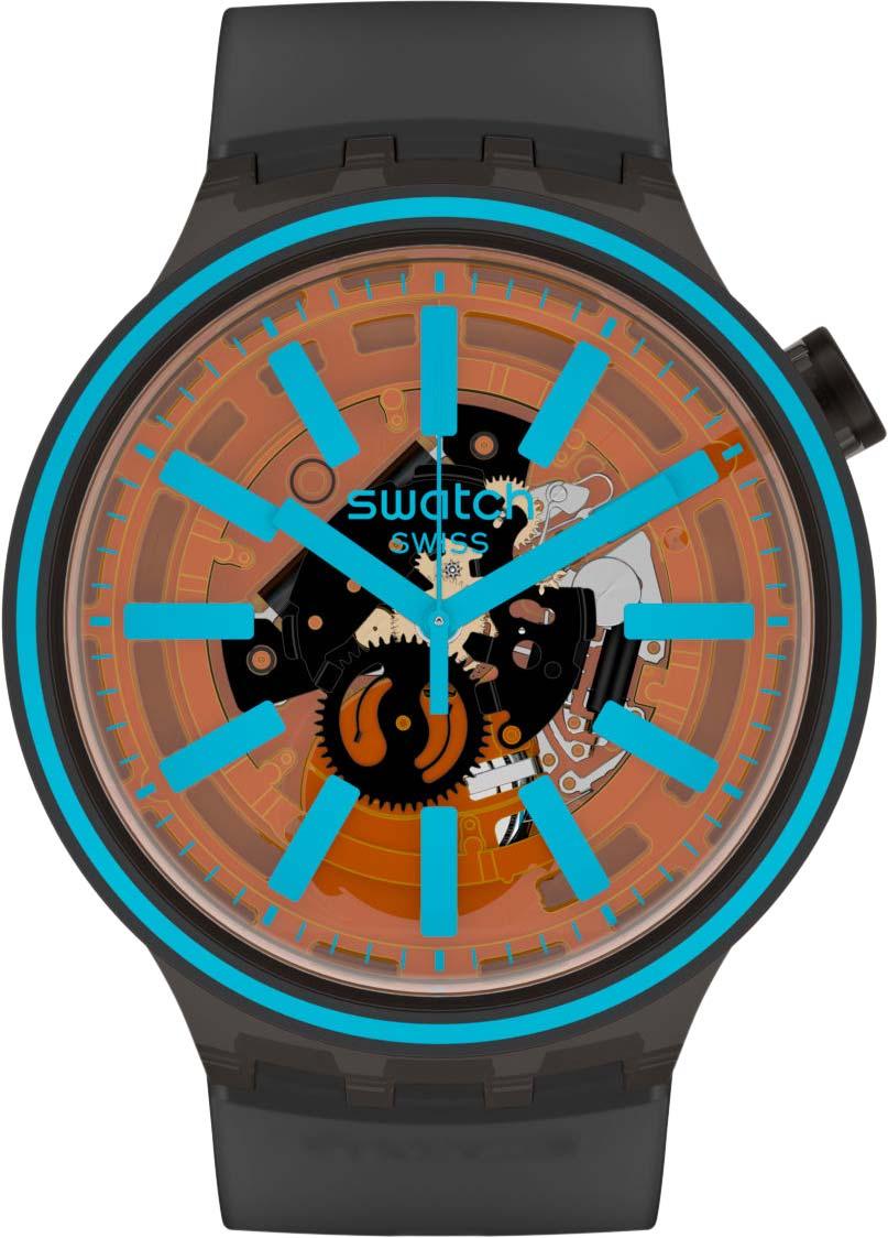 Мужские часы Swatch SO27B112