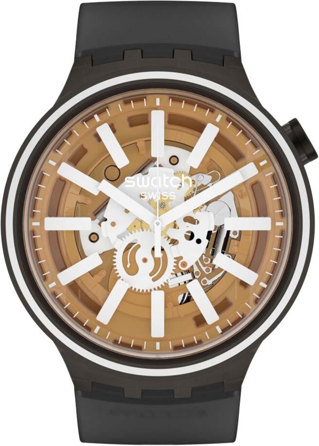 Мужские часы Swatch SO27B114