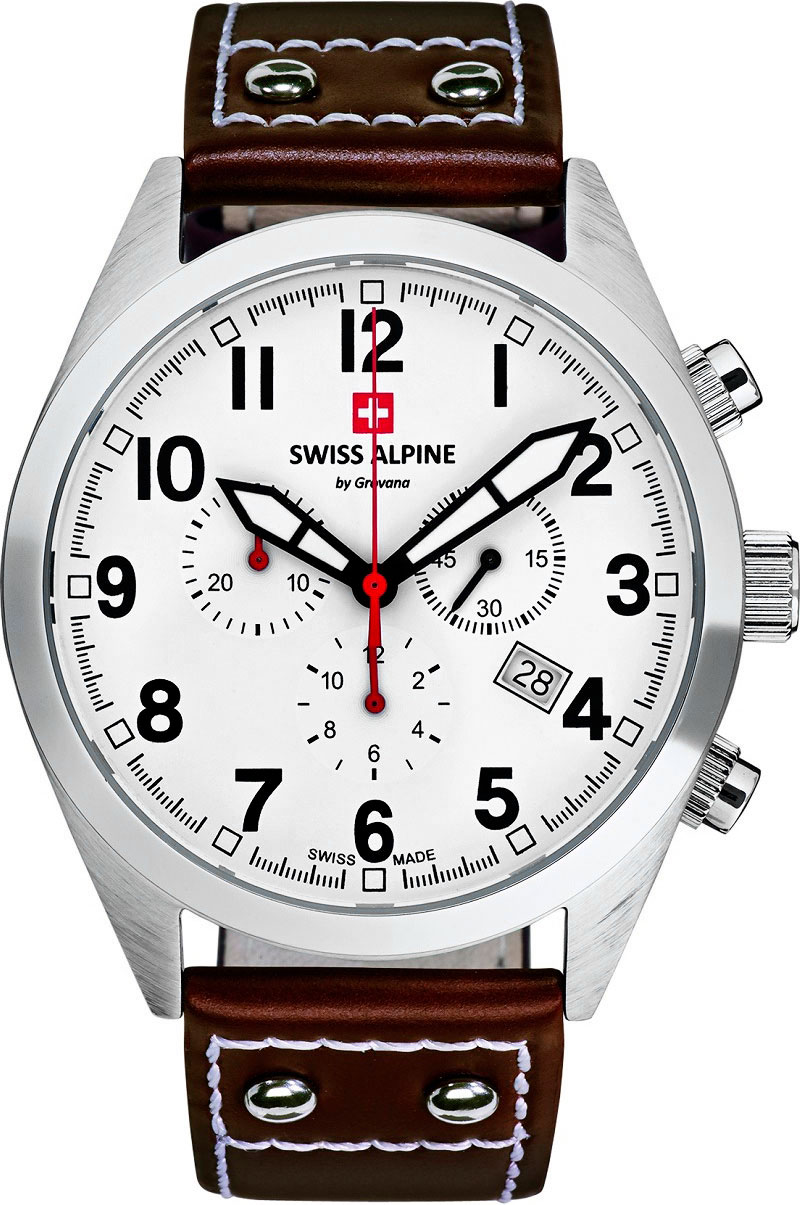 Мужские часы Swiss Alpine Military 1293.9533SAM
