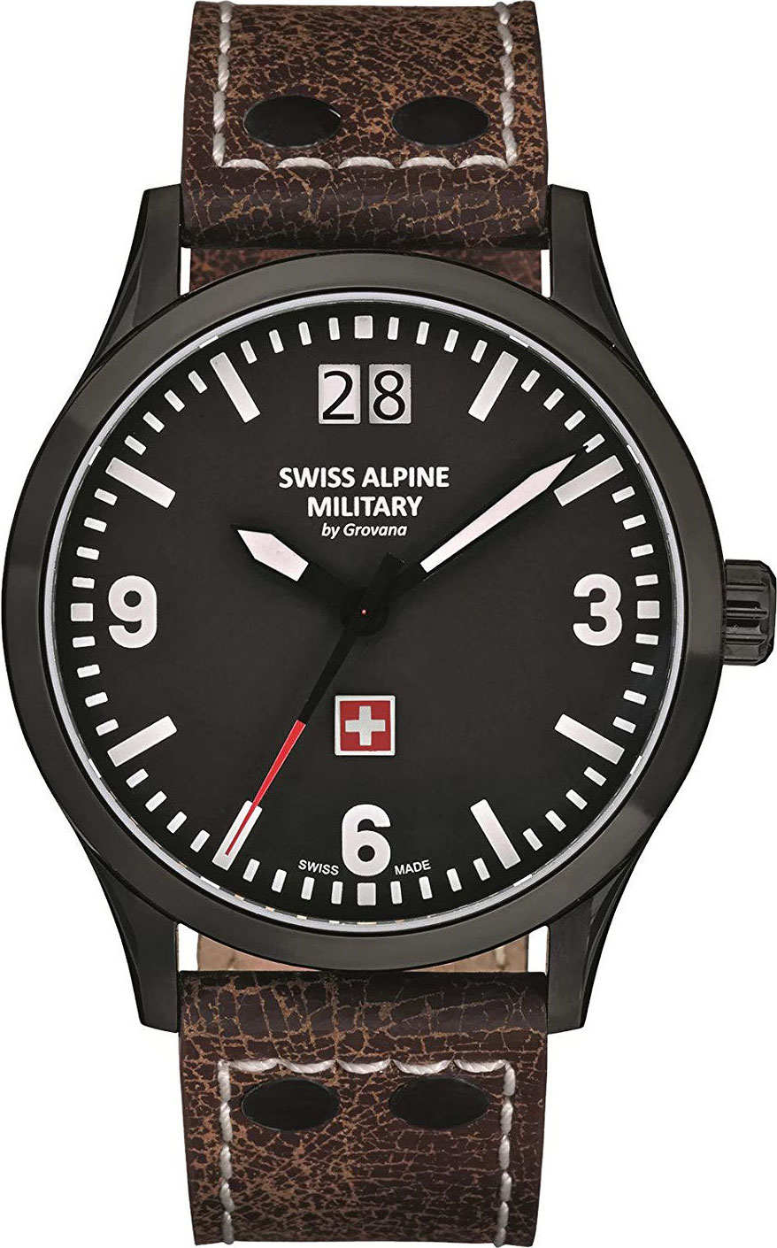 Мужские часы Swiss Alpine Military 1744.1577SAM