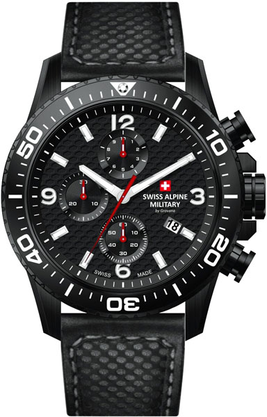 Мужские часы Swiss Alpine Military 7035.9577SAM