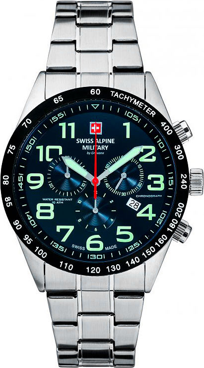 Мужские часы Swiss Alpine Military 7047.9135SAM