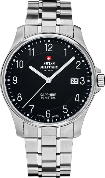 Мужские часы Swiss Military by Chrono SM30137.01 от AllTime