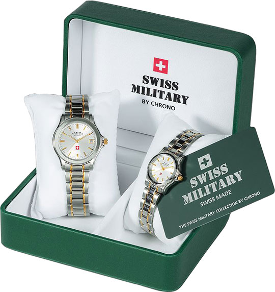 Мужские часы Swiss Military by Chrono SM34002/03.04 swiss military by chrono sm34003 01