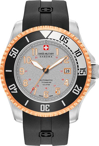 Мужские часы Swiss Military Hanowa 05-4284.15.009 все цены