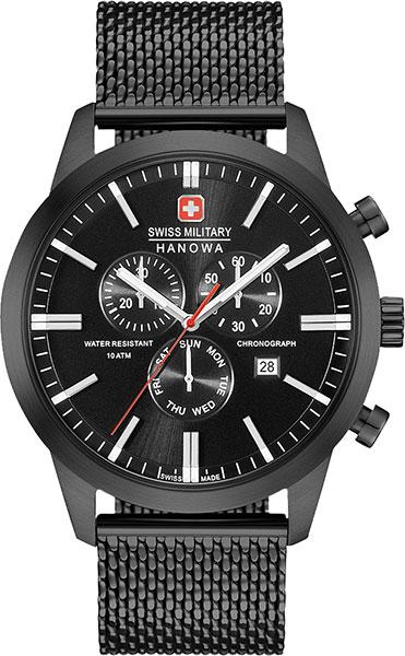 Мужские часы Swiss Military Hanowa 06-3308.13.007